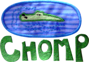 chomp-cutout